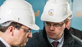 Рабочая поездка заместителя губернатора Мурманской области Евгения Никоры в Кировск и Оленегорск