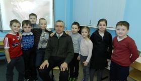 Один день в ЦДТ «Хибины» города Кировска