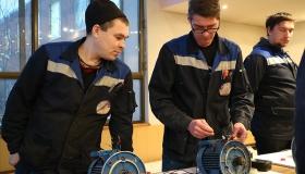 Конкурс профессионального мастерства «Лучший по профессии» среди электромонтеров