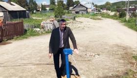В пгт. Умба введен в эксплуатацию новый водопровод